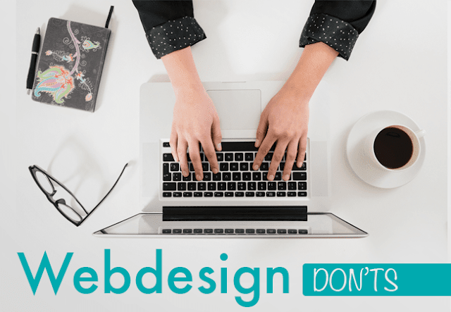 Common Website Design Mistakes